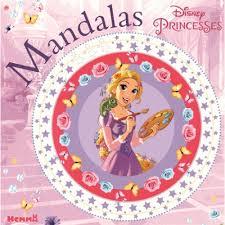 Mandalas Disney Princesses  Jeux et Coloriages  Eveil et 1er Age