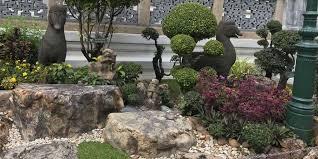 sturdy rock garden for the backyard business daily