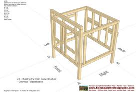 Easy Backyard Chicken Coop Plans by Chicken House Plans Free Pdf With Easy To Build Backyard Chicken