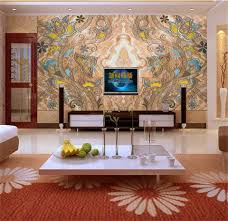 online get cheap royal wall mural aliexpress com alibaba group 3d wallpaper custom photo non woven mural royal flying flowers 3d wall murals wallpaper for wall room decoration painting