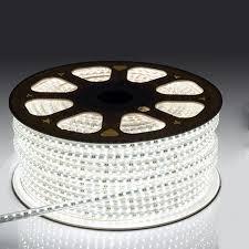 led daylight strip light 110v 328ft flexible waterproof led light 3528 smd leds