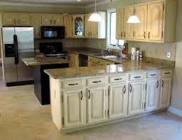 distressed kitchen islands distressed kitchen cabinets how to distress your for amazing house