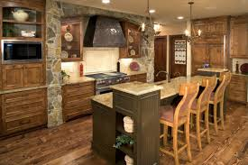 rustic kitchen design images bar stools backless stools