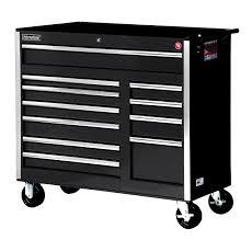 Cabinet Tools Amazon Com International Vrb 4211bk 42 Inch 11 Drawer Black Tool