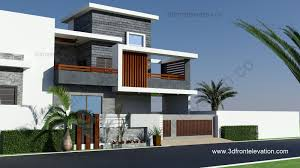 home design 4 marla beautiful inspiration 5 elevation contemporary house 3d front