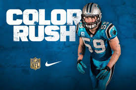 colors for thanksgiving panthers unveil u0027color rush u0027 uniforms for thanksgiving cat