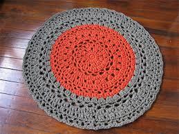 How To Make T Shirt Yarn Rug Crochet T Shirt Rug Roselawnlutheran