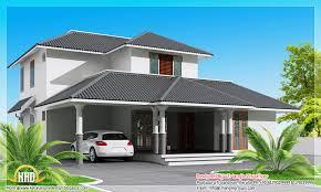 Kerala Home Design 3000 Sq Ft June 2012 Kerala Home Design And Floor Plans