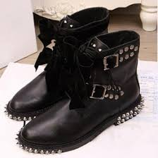 womens motorcycle boots sale discount lace up biker boots 2017 lace up biker boots on