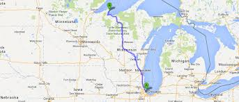 wisconsin scenic drives map rittenhouse inn map directions bayfield wi hotel