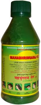 ramtirth brahmi hair oil mahabhringaraj oil pure maka s ayurvedic medicine natural h