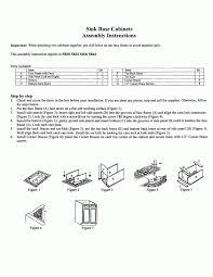 Jsi Kitchen Cabinets Rta Cabinet Assembly Instructions Nrtradiant Com
