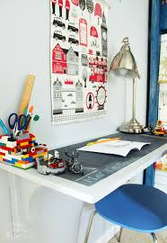 Wall Mounted Desk Shelf Wall Mounted Desk Tutorial Pretty Handy
