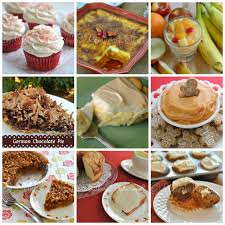 plate of thanksgiving food holiday menu bonanza with time saving tips 70 recipes
