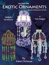ornament beading books patterns kits desousa accent on