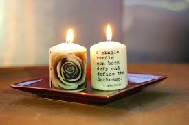 personalize candles personalize candles with transferred images