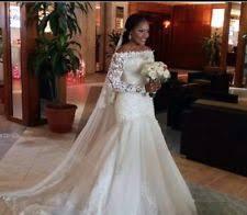 portrait off shoulder mermaid u0026 trumpet wedding dresses ebay