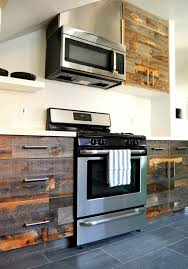 amazing diy stikwood finished kitchen cabinets headboard u0026 walls