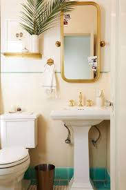 Small Toilets For Small Bathrooms by The Best Small Bathroom Paint Colors Mydomaine