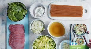 cuisine ww weight watchers ww smart kitchen food box deliveries dieting