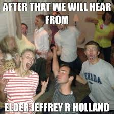 Jeffrey Meme - 10 memes that prove elder holland is greater than chuck norris