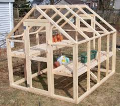 Greenhouse Shed Designs by How To Build A Simple Greenhouse Home Design Garden