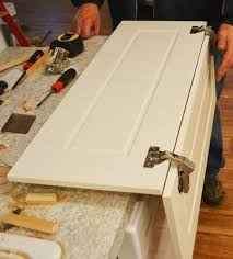 how to install hinges on corner cabinets pin on diy kitchens