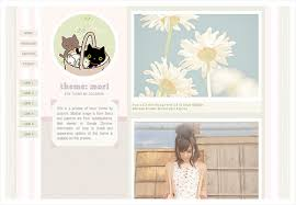 tumblr themes art blog cocorini themes patterns themes
