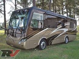 Gmc Motorhome Floor Plans by Allegro Breeze Compact Class A Motorhome Review 28 Foot Rv