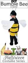 Bumblebee Halloween Costumes Easy Bumble Bee Costume Paint Smile
