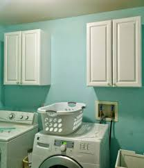 how to install upper cabinets the laundry room is officially a