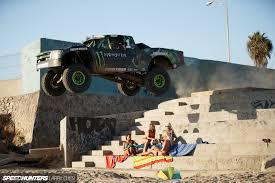 Chevy Silverado Truck Jump - the bad boy of desert racing bj u0027ballistic u0027 baldwin speedhunters