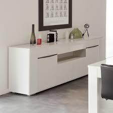 Wohnzimmer Modern Weiss Sideboard Calocta In Weiß Hochglanz 200 Cm Breit Pharao24 De