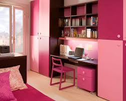 bureau pour enfant bureau en bois contemporain avec étagère pour enfant compact