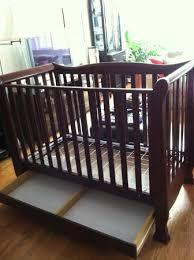 Bellini Convertible Crib Gently Used Bellini Crib With Firm Organic Mattress