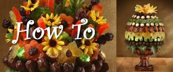 fruit flower arrangements how to make edible fruit bouquets and arrangements oh nuts
