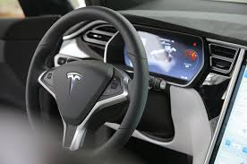 suv tesla inside 2018 tesla suv tesla tesla model 3 electric vehicle pushed back