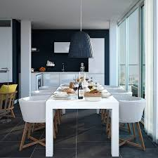 dinette chairs contemporary modern kitchen tables modern italian