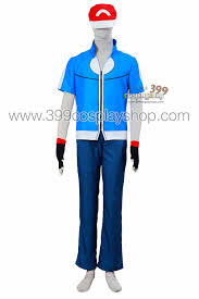pokemon u2013 ash ketchum cosplay costume xy pokemon costumes