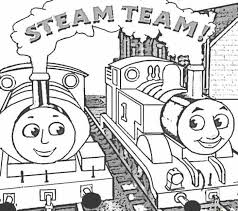 thomas train coloring washing thomas train colouring pages