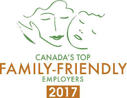 working well living well canada s top family friendly employers
