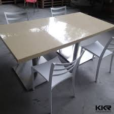 Corian Dining Tables China Square Dining Table Beige1200mm Corian Top China Dining