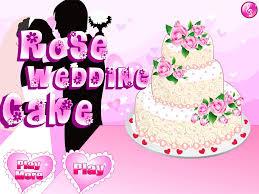 design your wedding cake game wedding cake decoration game