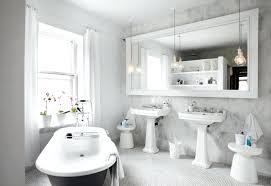 black framed bathroom mirrors black framed vanity mirror small bathroom decoration using