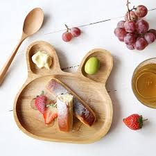baby plates eco friendly wooden cutlery plates that any baby will