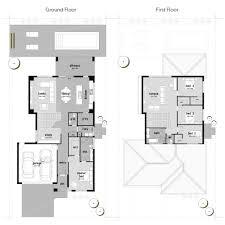 Yorkdale Floor Plan Horizon Home Design Plans Ballarat Geelong
