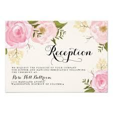 reception card wedding invitations and reception cards 404 best wedding reception