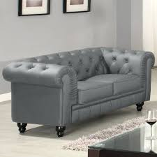canap 2 places chesterfield design d intérieur canape chesterfield cuir canapac canapa