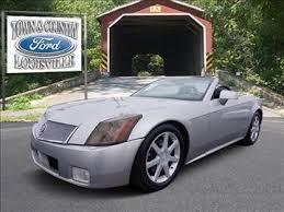 cadillac xlr for sale in cadillac xlr for sale tx carsforsale com