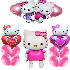 Hello Kitty Halloween Decorations by Online Buy Wholesale Hello Kitty Party Supplies From China Hello